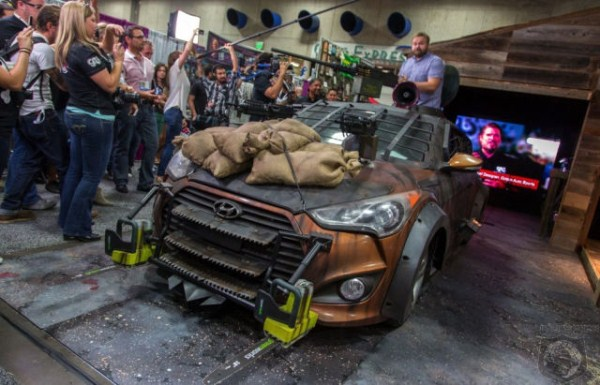 The Best Car for a Zombie Apocalypse (17 photos) 1