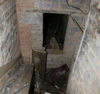Secret Basement Found in England (13 photos)