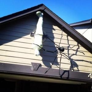 Creative Halloween House Decorations (41 photos) 10