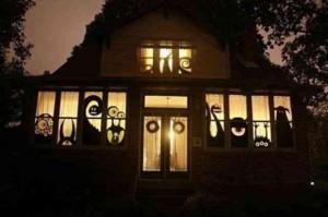 Creative Halloween House Decorations (41 photos) 28