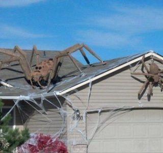 Creative Halloween House Decorations (41 photos)