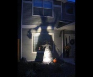Creative Halloween House Decorations (41 photos) 8
