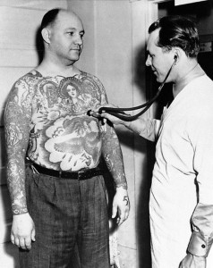 Tattoos From The Past (44 photos) 15