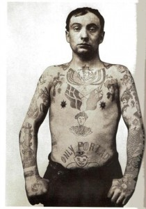 Tattoos From The Past (44 photos) 18