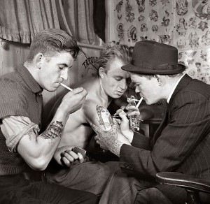 Tattoos From The Past (44 photos) 21
