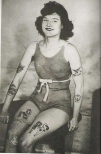 Tattoos From The Past (44 photos) 29