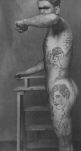 Tattoos From The Past (44 photos) 30