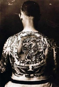 Tattoos From The Past (44 photos) 32
