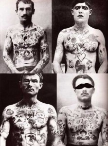 Tattoos From The Past (44 photos) 37