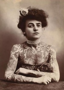 Tattoos From The Past (44 photos) 39