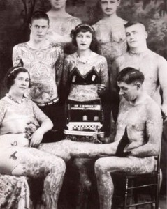 Tattoos From The Past (44 photos) 41