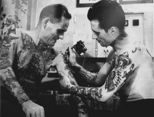 Tattoos From The Past (44 photos) 6