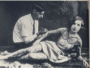 Tattoos From The Past (44 photos) 8