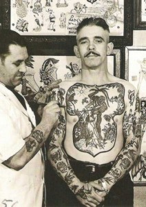 Tattoos From The Past (44 photos) 9