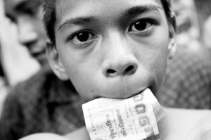 Thailand's Child Fighters (28 photos) 10
