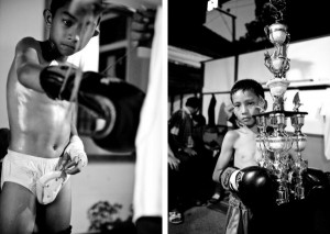 Thailand's Child Fighters (28 photos) 12