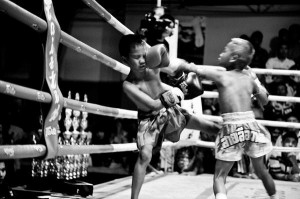 Thailand's Child Fighters (28 photos) 13
