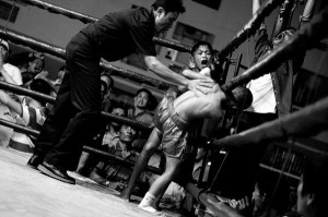 Thailand's Child Fighters (28 photos) 17