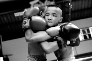 Thailand's Child Fighters (28 photos) 18
