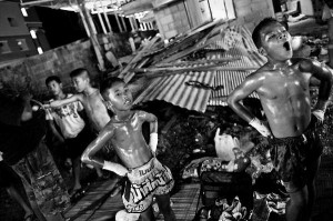Thailand's Child Fighters (28 photos) 21