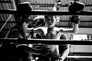 Thailand's Child Fighters (28 photos) 23