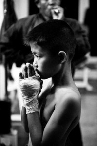 Thailand's Child Fighters (28 photos) 24