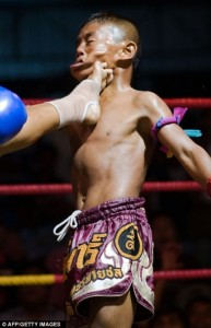 Thailand's Child Fighters (28 photos) 4