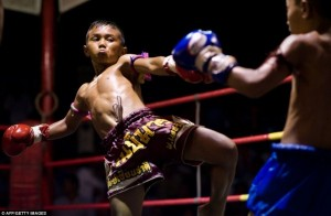 Thailand's Child Fighters (28 photos) 6