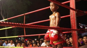 Thailand's Child Fighters (28 photos) 8