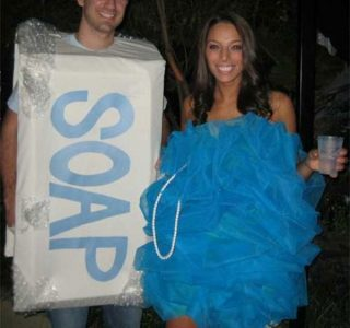 Awesome Couples Halloween Costumes (36 photos)