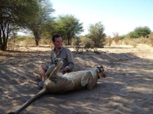Living with Lions (37 photos) 34