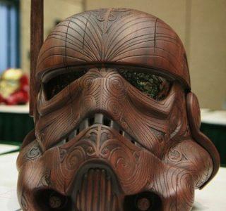 43 Incredible Wood Sculptures (43 photos)
