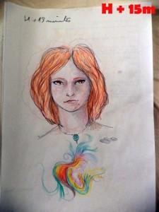 11 Autoportraits on LSD (11 photos) 1