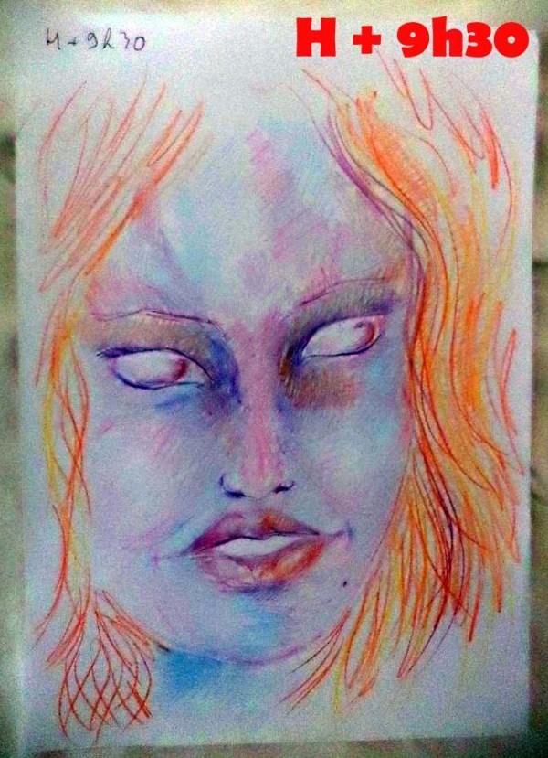 11 Autoportraits on LSD (11 photos) 11