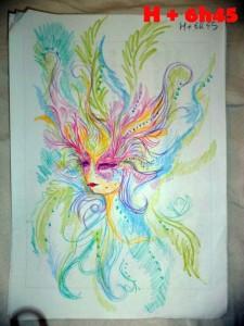 11 Autoportraits on LSD (11 photos) 8