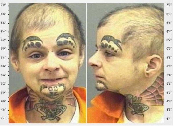 Unusual Mugshots (4)