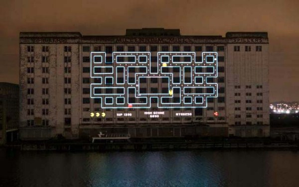 Officially the Biggest Pacman Game in the World (5 photos) 3