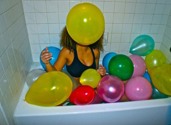 bathing in strange things 15 pictures