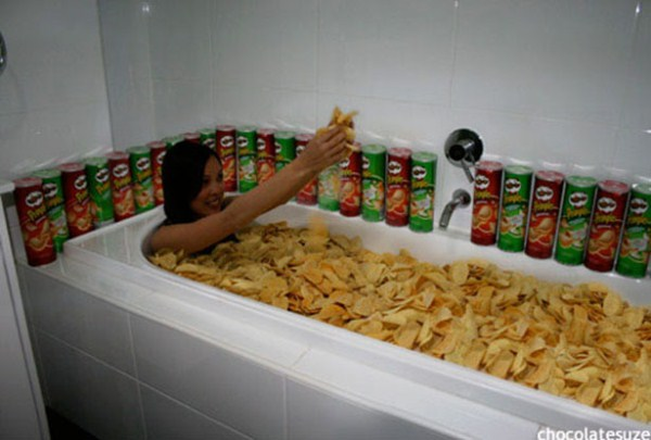 bathing in strange things 35 pictures