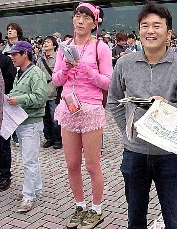 weird people 13 pictures