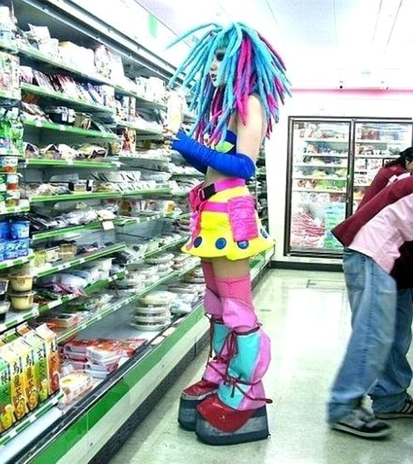 weird people 14 pictures