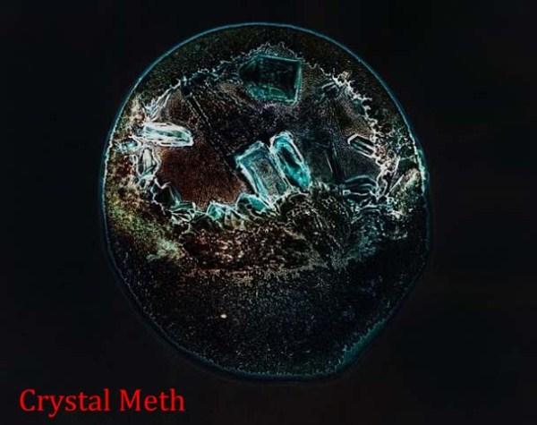 33 Drugs Under the Microscope (14 photos)
