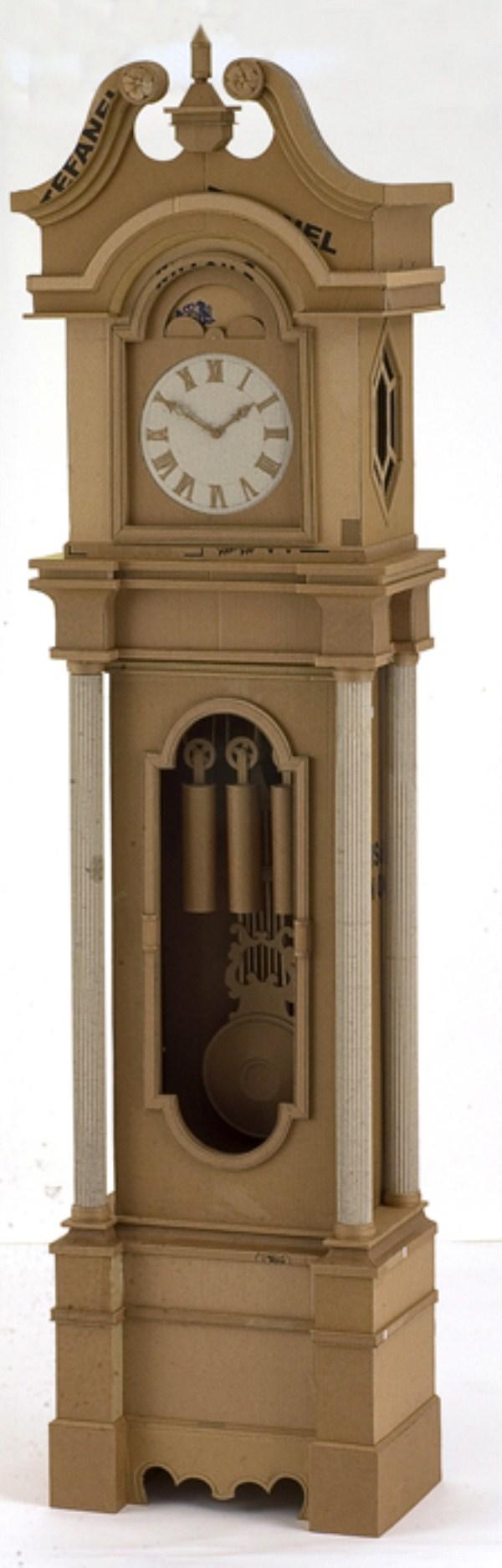 Cardboard Sculptures (10)