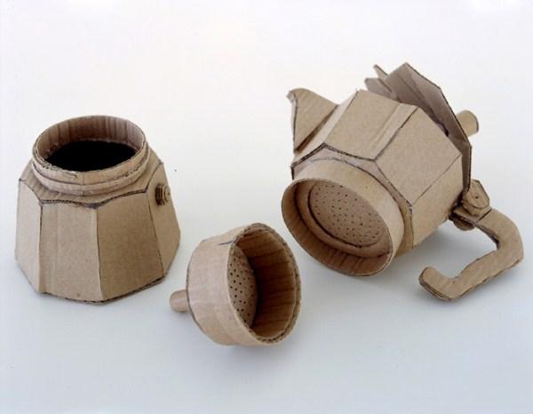 Cardboard Sculptures (16)