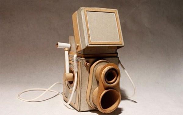 Cardboard Sculptures (27)