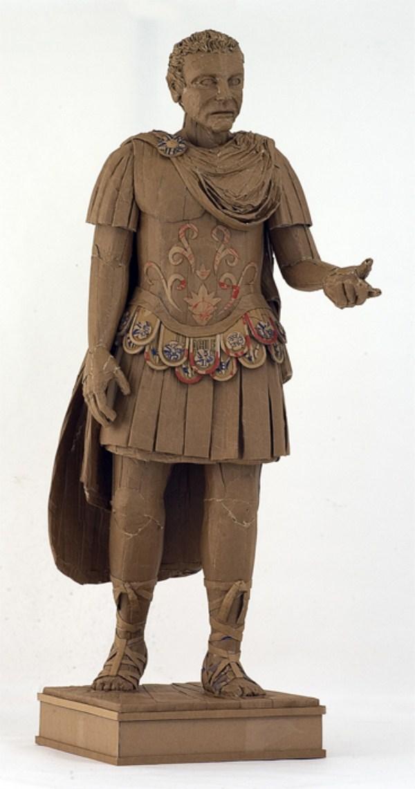 Cardboard Sculptures (29)