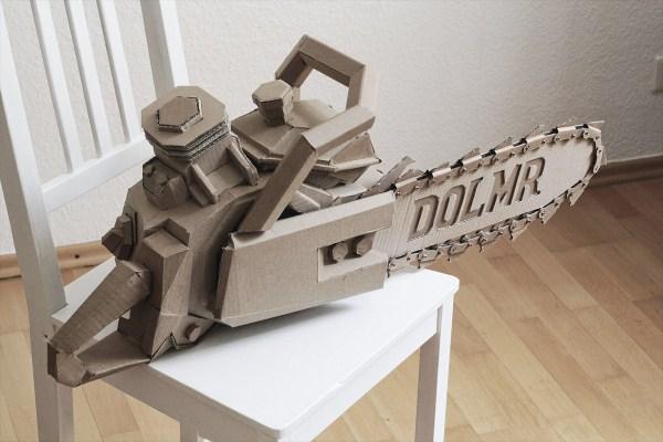Cardboard Sculptures (30)