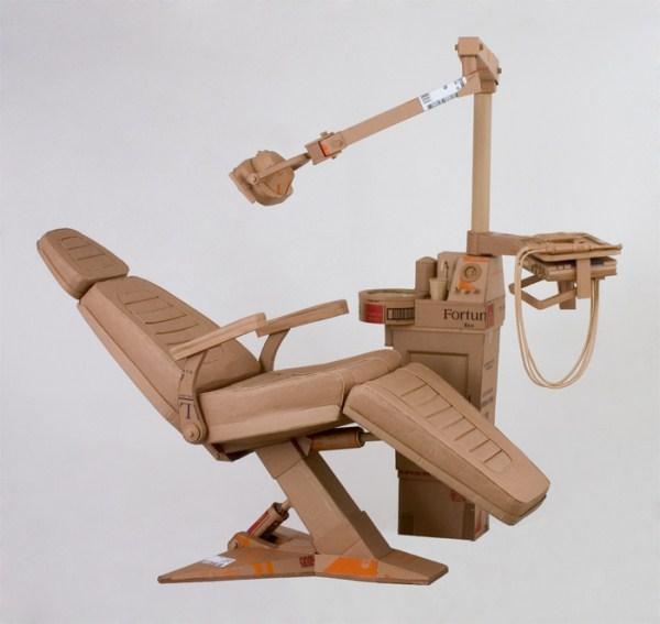 Cardboard Sculptures (33)
