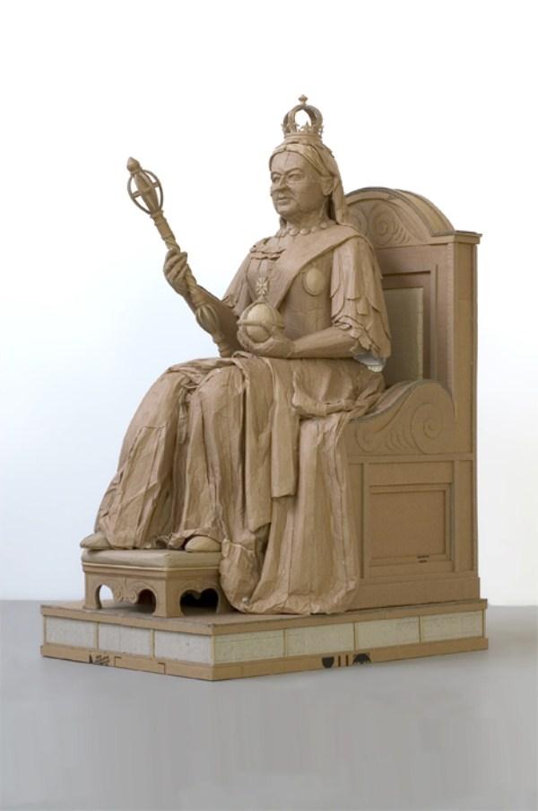 Cardboard Sculptures (34)