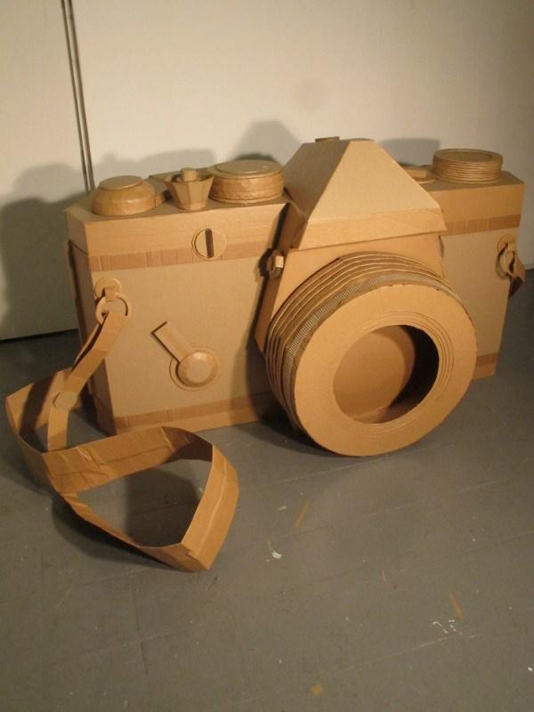 Cardboard Sculptures (40)